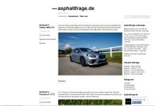 asphaltfrage